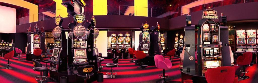 カジノ舞台